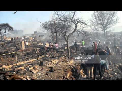 Fire at DamuNagar slums - What happened and what is being do