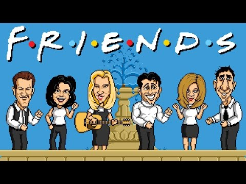 Friends Theme - Video Game Version | LilDeuceDeuce & Andrew Huang