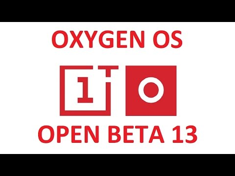 [ONEPLUS 3]Oxygen OS Beta 13 Installation/New features