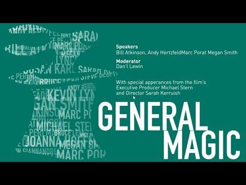 Friday Nights @CHM: General Magic