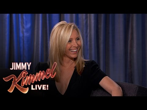Lisa Kudrow's Son Isn't a Fan of Friends