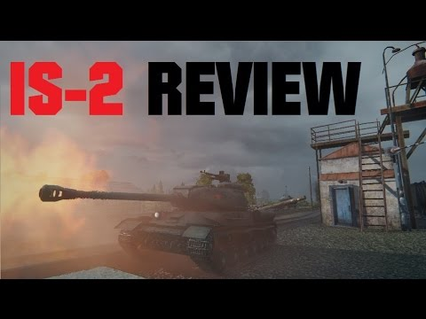 IS-2 (Tier 7 Chinese Heavy Tank) Guide & Review [World of Tanks / WoT]