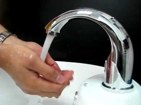 dyson airblade tap installation manual
