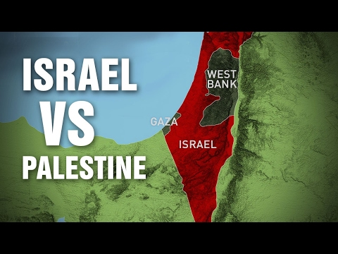The Truth Behind The Israel \u0026 Palestine Conflict