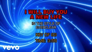 Everclear - I Will Buy You A New Life (Karaoke)