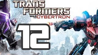 Transformers: War for Cybertron - One Shall Stand. One Shall Fall.ENDING [Chapter 10] [Part 12]