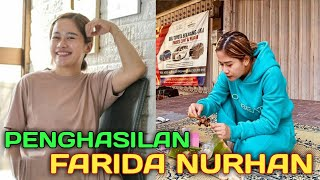 GAJI Farida Nurhan Dari Youtube Selama Ini