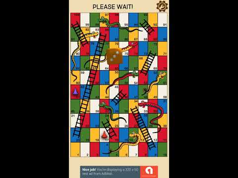 Snakes & Ladders 3D 100% Free: Sap Sidi : Demo Video