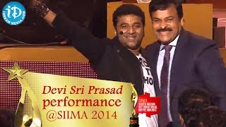 Chiranjeevi Dance for DSP