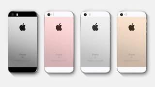 iPhone SE • Prix et Caractéristiques !