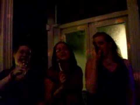 Kieran's Karaoke Video 8