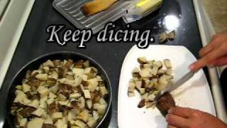 How To Make Home Fried Baked Potatoes