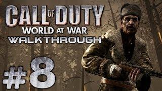 Прохождение Call of Duty 5: World at War — Миссия №8: ЖЕЛЕЗОМ И КРОВЬЮ