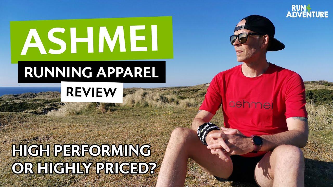 ASHMEI Running Apparel Review   High performance running kit?   Run4Adventure