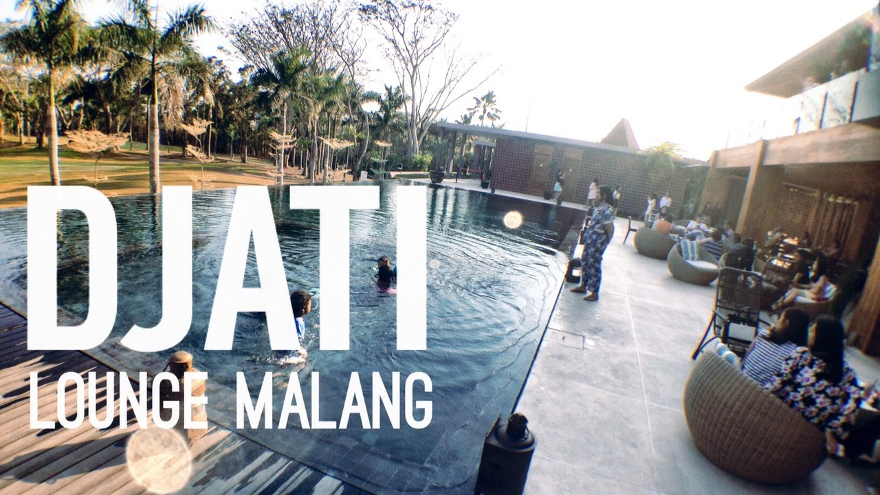 Djati Lounge A Perfect Place For Hangout Chill In Malang Gotravelly