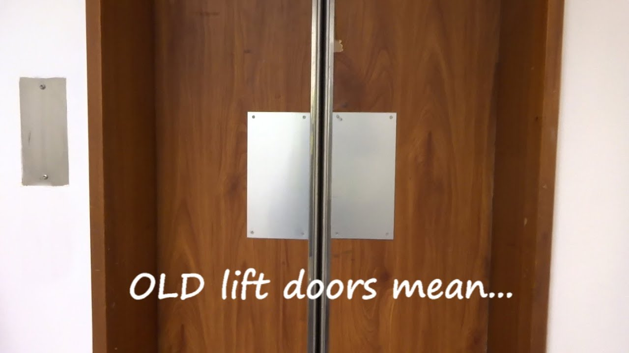 Old lift doors mean... (+Thanks for 6k Subs/4m video views ) ) ) & Old lift doors mean... (+Thanks for 6k Subs/4m video views ... pezcame.com