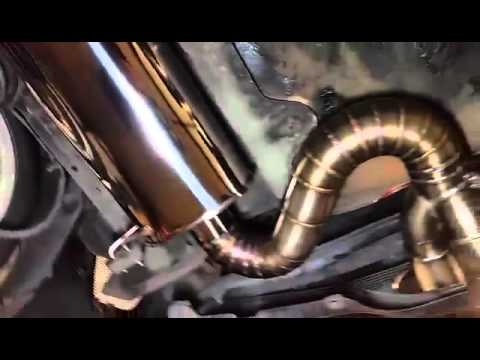Veloster Turbo Custom Exhaust Build By 10fintec Youtube