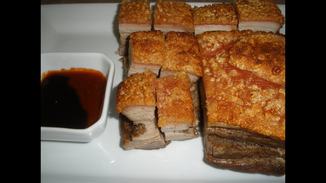 Roasted pork belly recipe youtube roasted pork belly recipe forumfinder Image collections
