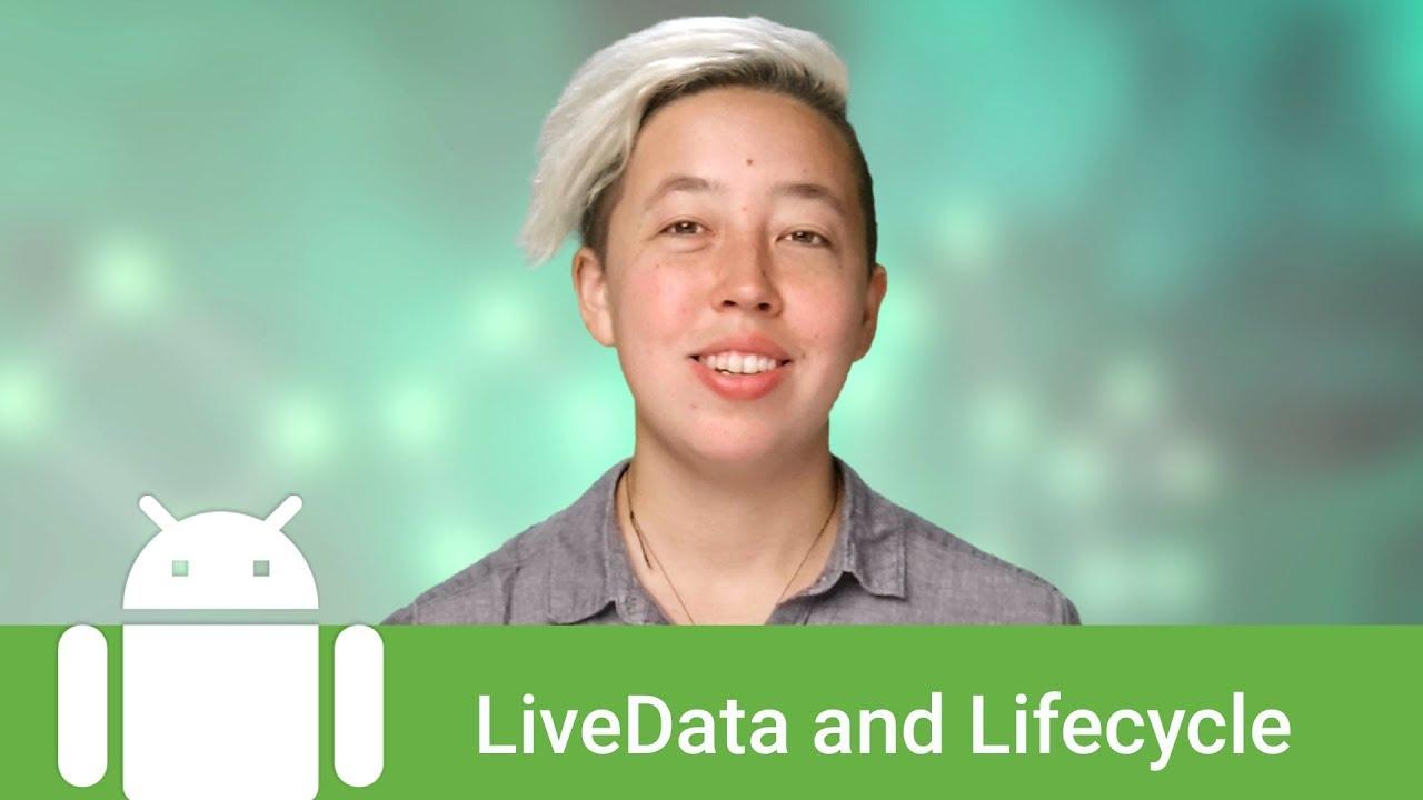 Learn how to use LiveData – JensKlingenberg de
