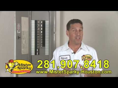 Spring Texas Electrician - Mister Sparky gives you Electrical Wiring Safety Tips