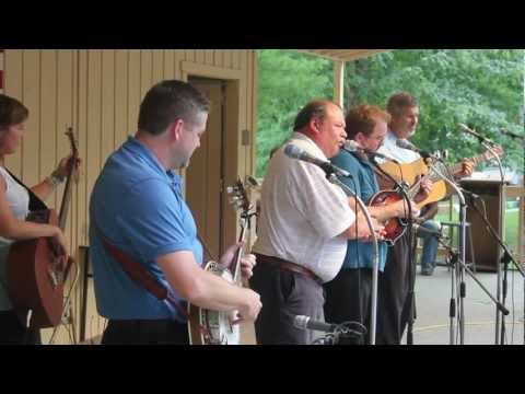 Lou Reid & Carolina with James King Long Black Veil Bluegrass Music