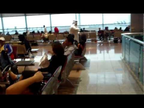 Jeddah Airport Passengers