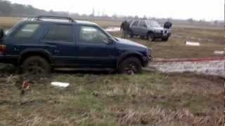 Opel Frontera OFF-Road Opole