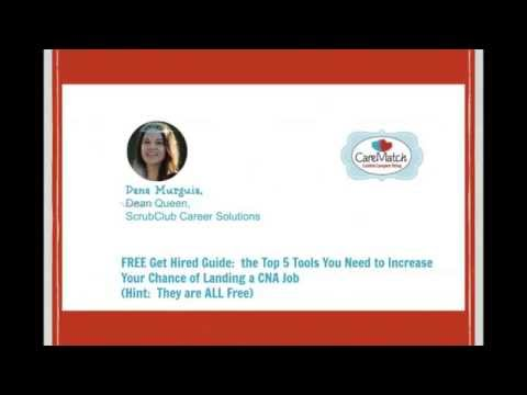 Video #1 Keep Your CNA Resume Out Of The NO Pile