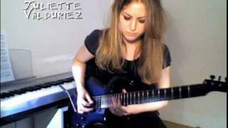 The Great Gig In The Sky - Pink Floyd (cover by Juliette Valduriez)