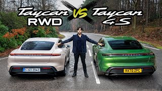 Porsche Taycan RWD vs 4S! Don't Buy into the Hype! 2021 Buyers Guide