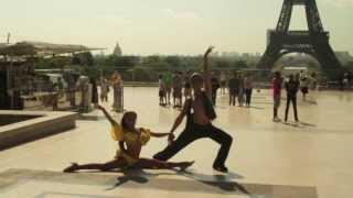 Видео: salsa colombiana