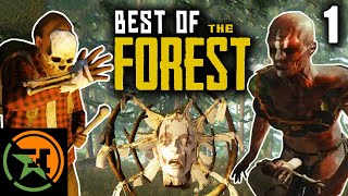 Best of AH - The Forest - Part 1 of 2 | Achievement Hunter Best Moments