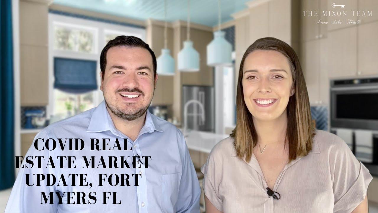 Real Estate Market Update Fort Myers FL, COVID19
