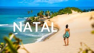 NATAL RN - Um destino no BRASIL que amamos | Vlog do Num Pulo
