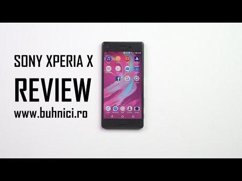 Sony Xperia X - Performanța este relativă, la fel ca design-ul (www.buhnici.ro)