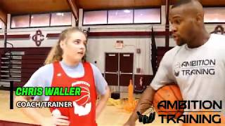 Ashton Harrell & Ambition Training workouts out the League city sharks (Part 3)