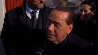 Venezia, Berlusconi: