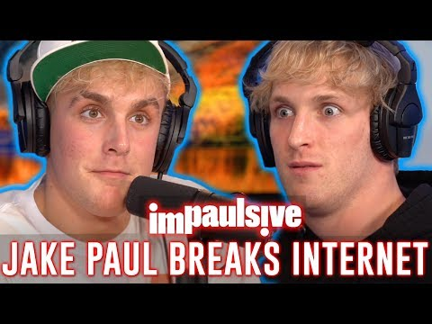 JAKE PAUL BREAKS THE INTERNET – IMPAULSIVE EP. 44
