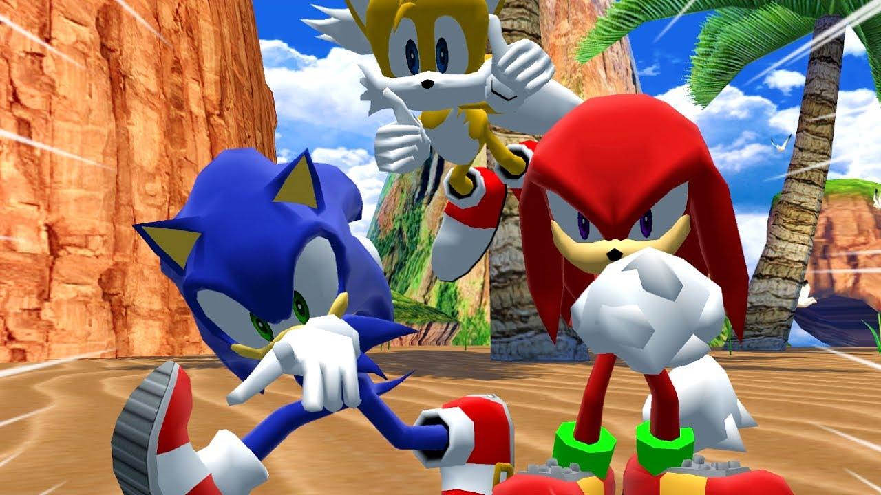 Sonic Heroes: Encore Mode v0.6