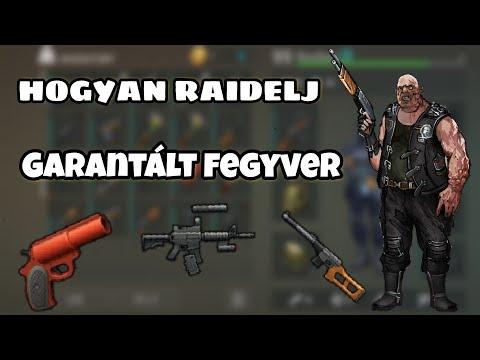 HOGYAN RAIDELJ!| Garantált Fegyver| Last Day on Earth-MAGYAR|
