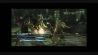 Final Fantasy XIII Sountrack: No Choice but to Fight!