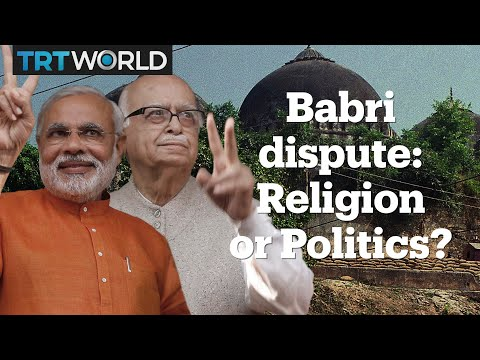 Babri Masjid dispute: Religion or politics?