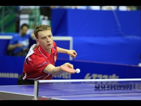 Czech Open 2013 Highlights: Carlos Machado vs Alexander Shibaev (1/4 Final)
