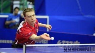 Czech Open 2013 Highlights: Carlos Machado vs Alexander Shibaev (1/4 Final)