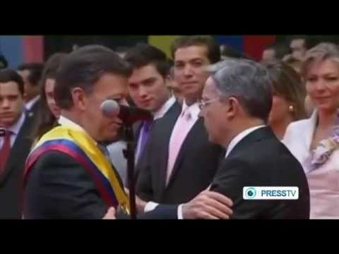 Press TV's Documentary -- The Colombia connection (II)