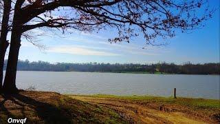 Lac de l'Uby, Cazaubon