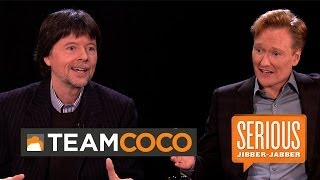 Documentarian Ken Burns— Serious Jibber-Jabber with Conan O