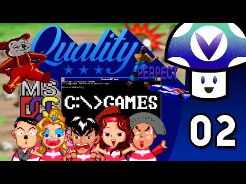[Vinesauce] Vinny - Quality DOS Games (part 2)