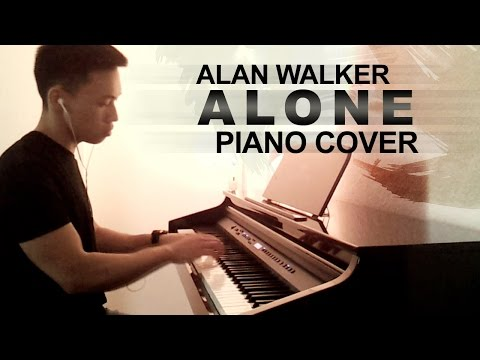 Alan Walker - Alone (piano cover by Ducci)