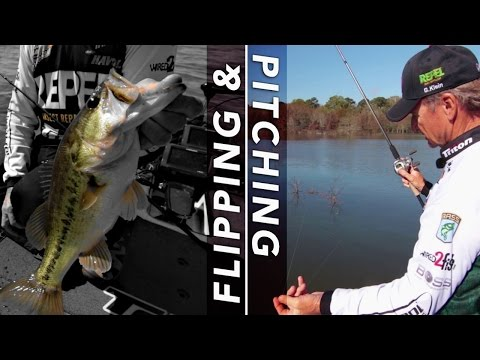 The Ultimate Bass Fishing Flipping and Pitching Tutorial